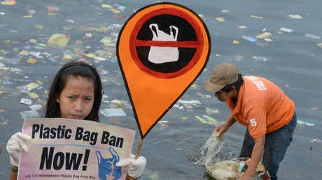 En 2050 il y aura plus de plastique que de poissons dans les océans
