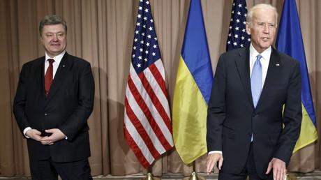 Les Etats-Unis et l'Ukraine veulent empêcher la construction de Nord Stream 2