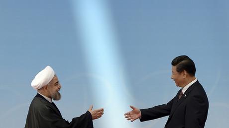 La Chine patauge dans le marais irano-saoudien