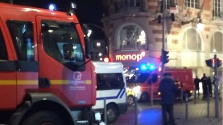 Braquage, prise d'otage et coups de feu dans un Monoprix de Lille