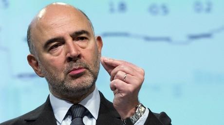 Pierre Moscovici continue de voir dans l'afflux de réfugiés «une chance économique pour l'Europe»