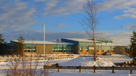 Le lycée où a eu lieu la fusillade