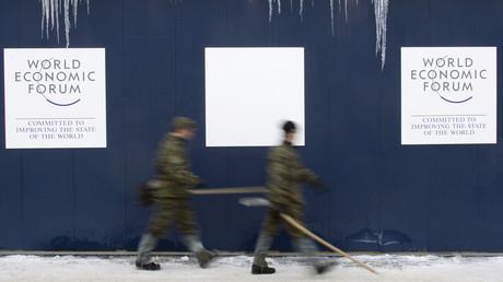 Davos: une «performance exemplaire» des soldats suisses, malgré l'affaire de drogue