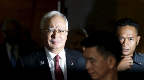 Najib Razak, le Premier ministre de la Malaisie.