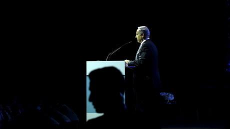 Le Premier ministre Benyamin Netanyahou