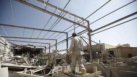 Un rapport de l'ONU confirme que l'Arabie saoudite bombarde écoles, bus et mariages au Yémen