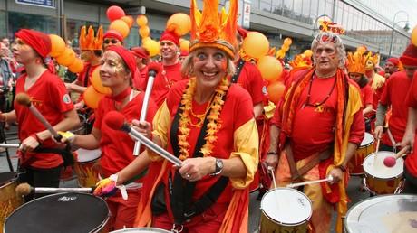 Carnaval en Allemagne : les migrants reçoivent des dépliants sur la façon de se comporter