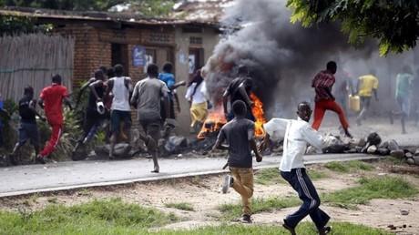 Le Burundi est sous tension depuis le mois d'Avril 2015.