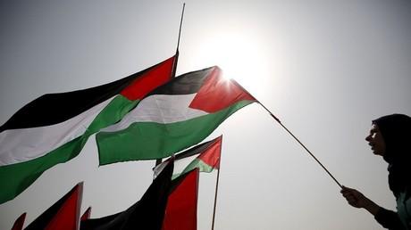 La France reconnaîtra un Etat palestinien en cas d'échec des efforts de paix.