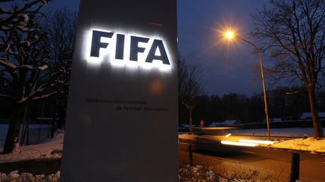 Le siège de la FIFA à Genève.