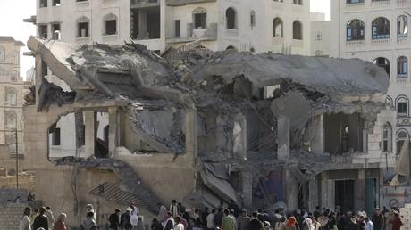 Une posture politique ? La communauté internationale réagit aux crimes de Riyad au Yémen