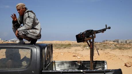 Des combattants près de Syrte ciblent Daesh