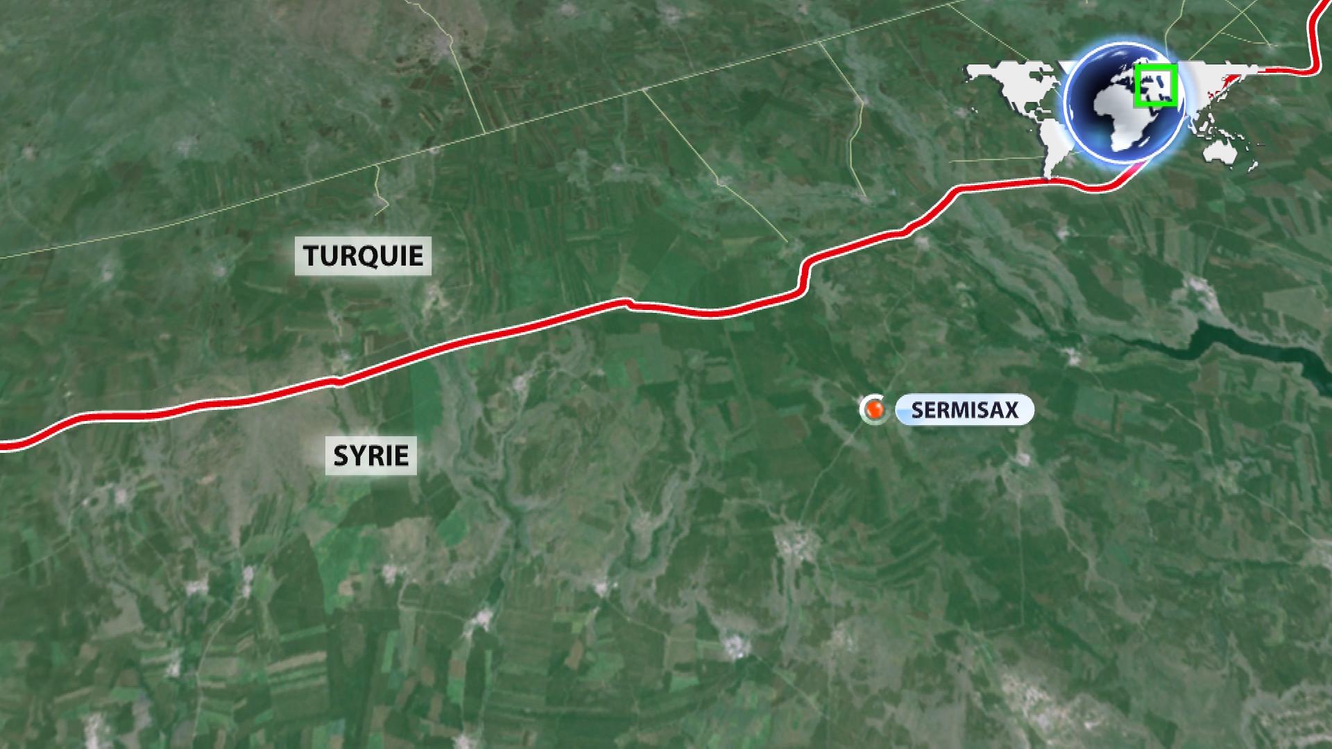 La Turquie élargirait ses frontières au détriment de la Syrie en opprimant les Kurdes