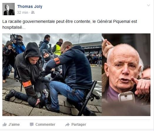 Deux des prévenus arrêtés à Calais samedi condamnés à deux et trois mois de prison fermes