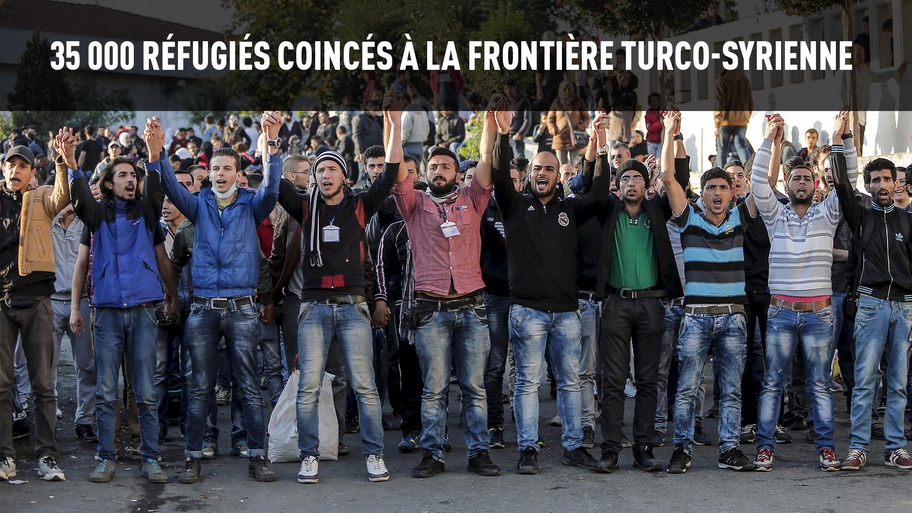 Erdogan aurait menacé d'inonder l'Europe de migrants pour faire pression sur l'UE