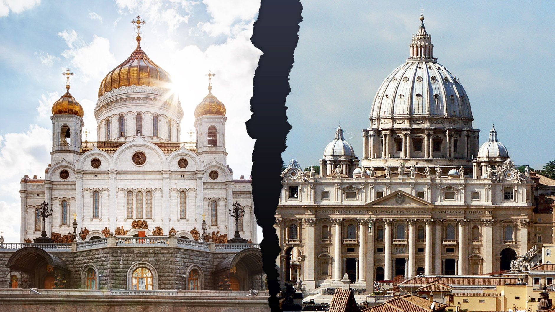 Rencontre entre le patriarche Cyrille et le pape François : une révolution dans le monde religieux