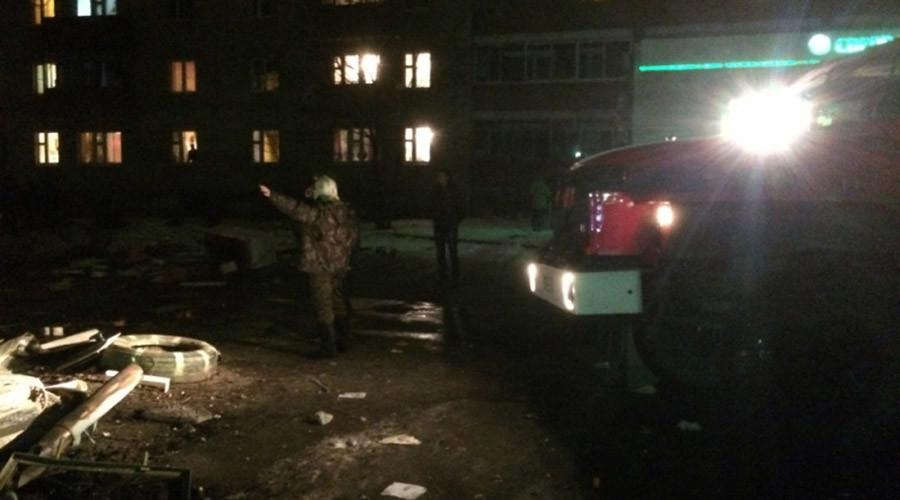 Sept morts et plusieurs disparus après une explosion de gaz dans un bâtiment à Iaroslavl, Russie