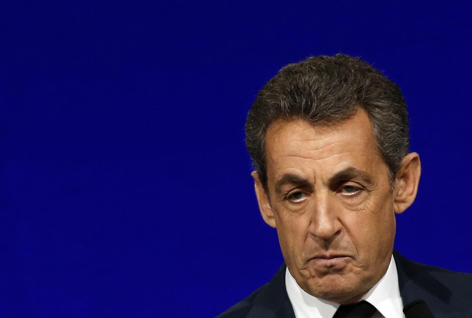 Nicolas Sarkozy était le président en exercice lors du conflit libyen.