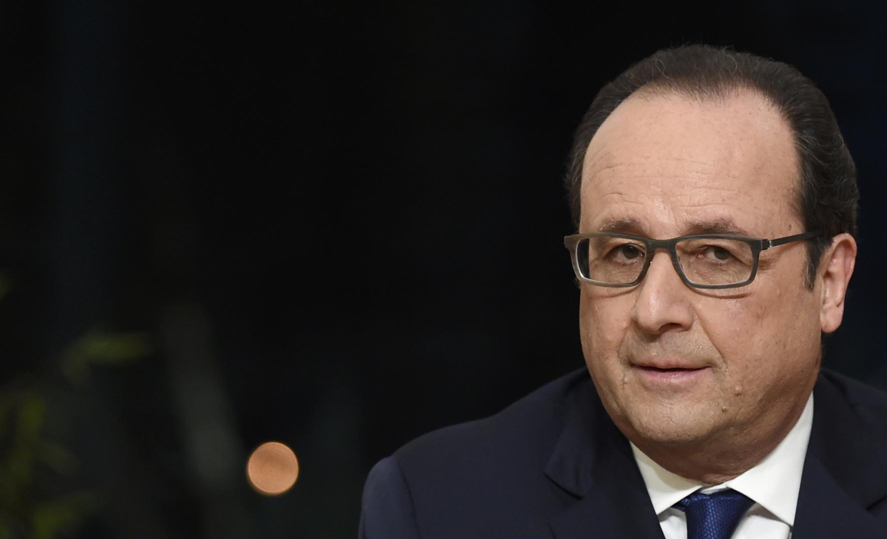 François Hollande a la mémoire courte. Il semble ne pas se rappeler qu'il y a 5 ans, il avait soutenu l'intervention en Libye.