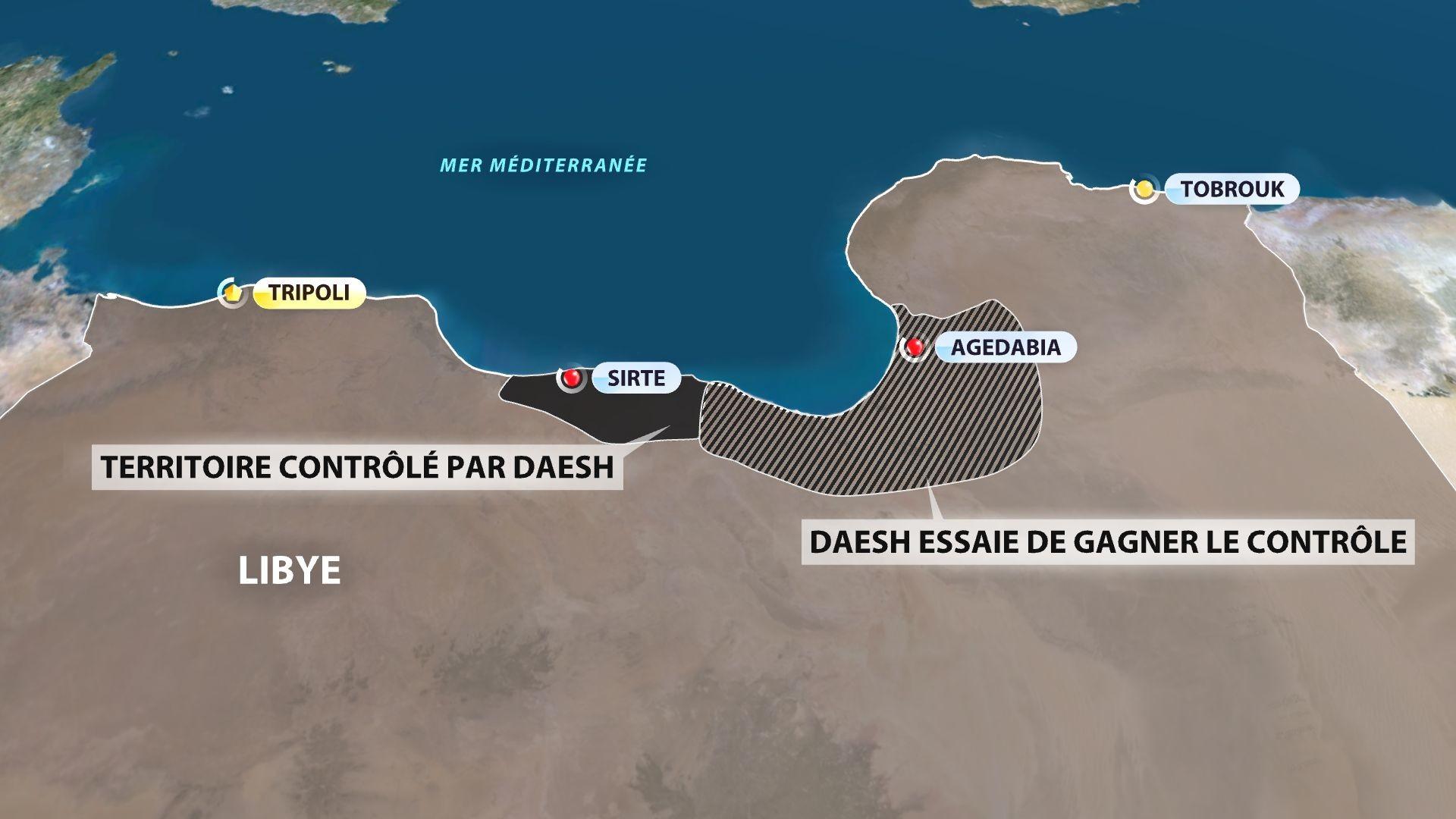 La Libye, entre guerre civile et lutte contre Daesh, fête les cinq ans de sa révolution