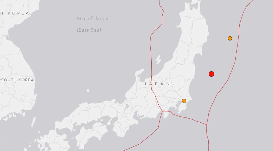 Un séisme de magnitude 5,1 frappe la côte japonaise, près de la centrale de Fukushima