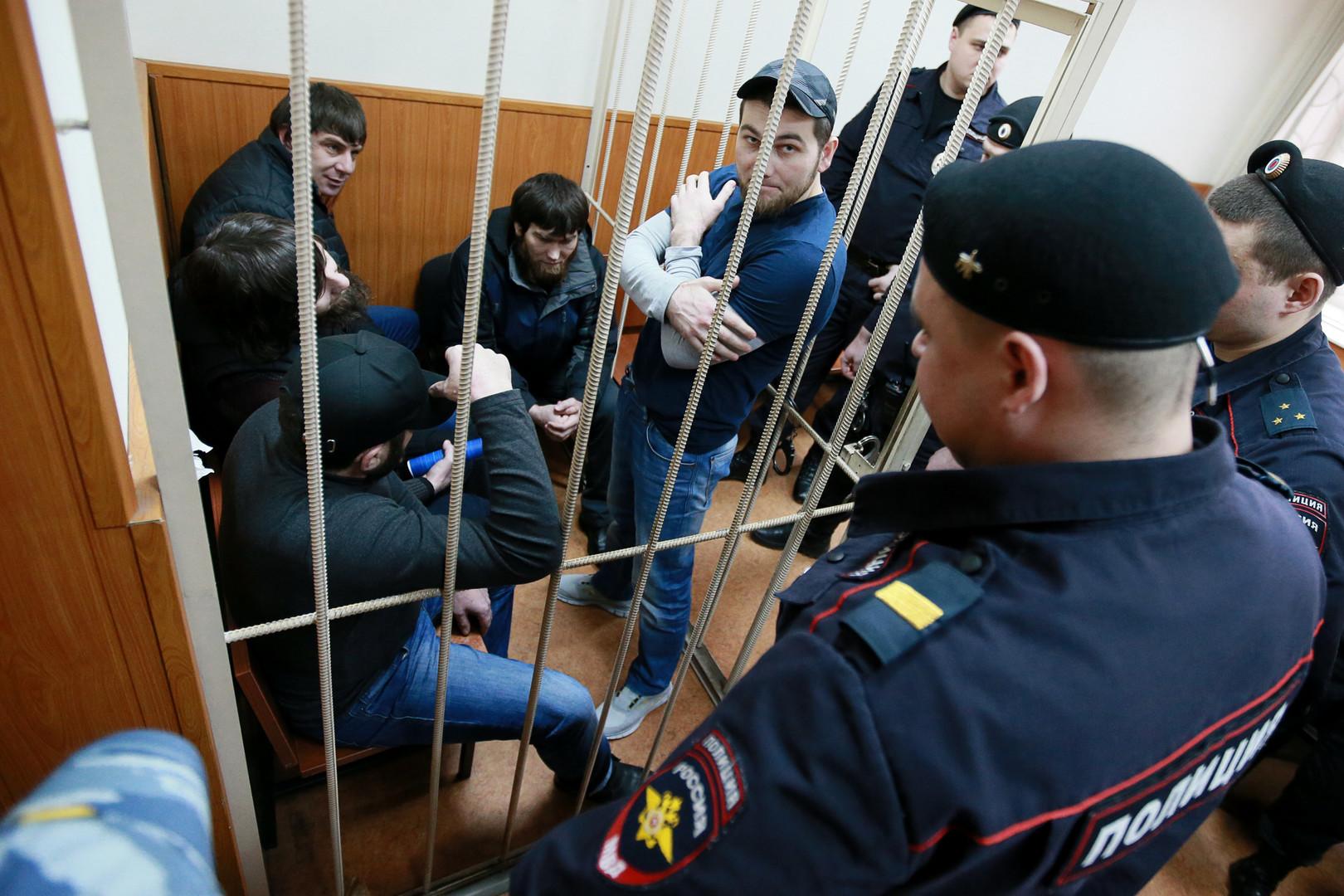 La disparition de l'opposant Boris Nemtsov commémorée à Moscou