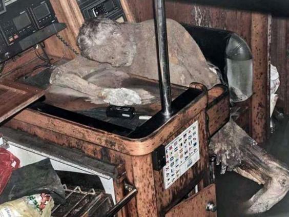 Philippine : un skipper allemand disparu depuis un an retrouvé momifié dans son yacht (PHOTO CHOC)