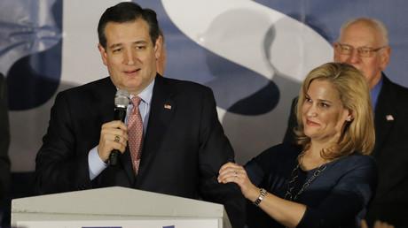 Primaire républicaine : Ted Cruz s'impose face à Donald Trump dans l'Iowa