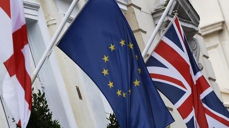 L'Union Jack prendra-t-il le pas sur le drapeau européen ?