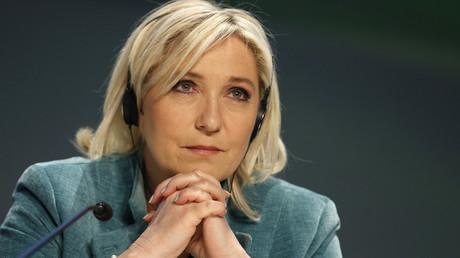 Marine Le Pen vient de se déclarer officiellement candidate à l'élection présidentielle.