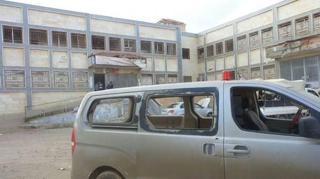 Syrie : le bombardement d'un hôpital MSF à Deraa fait trois morts et six blessés