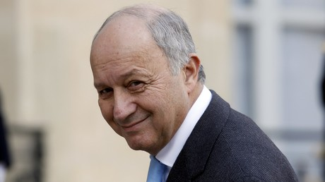Ex-ministre des Affaires étrangères Laurent Fabius