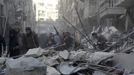 Alep de guerre