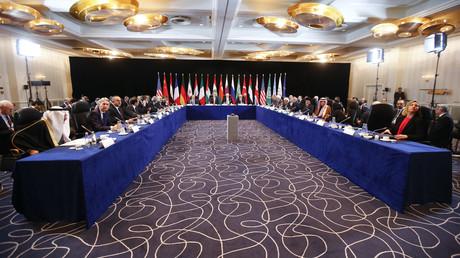 Les négociations à Munich