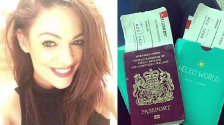 La jeune femme britannique, Faye Lawson, renvoyée de Thaïlande