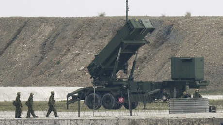 Des missiles Patriot