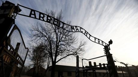 Le tristement célèbre camp d'Auschwitz