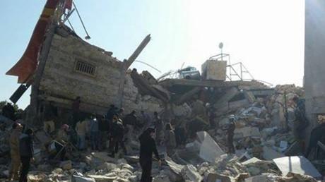 Un hôpital soutenu par MSF détruit par un bombardement en Syrie : neuf morts et huit disparus