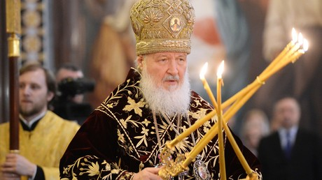 patriarche russe orthodoxe Cyrille