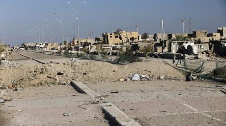Ruines de Ramadi
