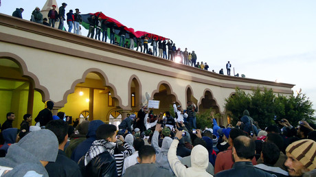 Les rebelles libyens