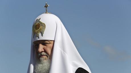 Patriarche Cyrille à la Havane