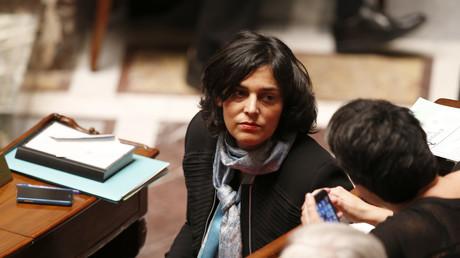 La ministre français de travail Myriam El Khomri