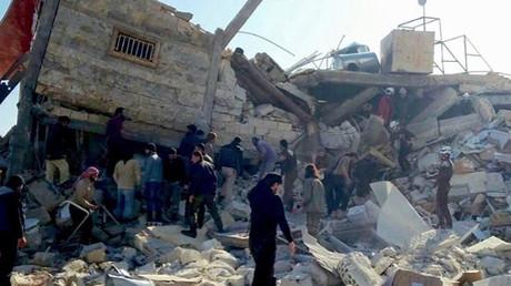 MSF confirme ne pas avoir transmis les coordonnées GPS de ses hôpitaux aux armées syrienne et russe