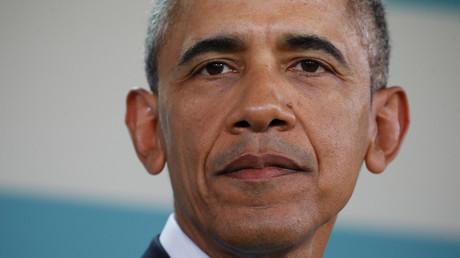Barack Obama le 16 février dernier