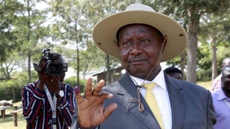 Yoweri Museveni a été réélu ce dimanche