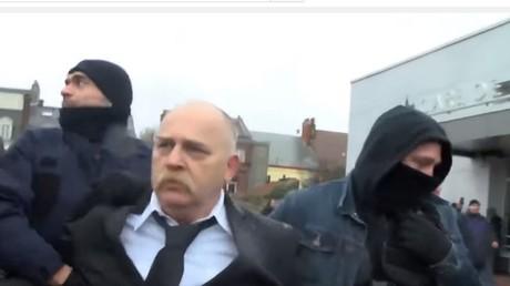 Arrestation d'un organisateur du rassemblement pro-Piquemal à Calais