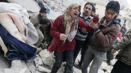 Violences sanglantes en Syrie