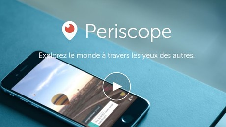 L'application Periscope