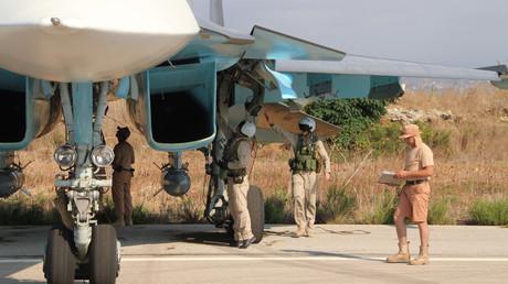 La base aérienne de Khmeimim à Lattaquié